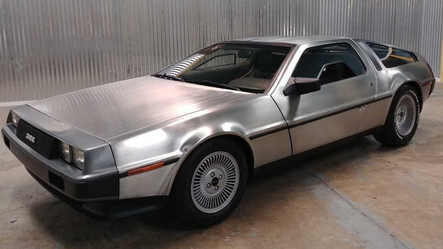 DeLorean do 'De Volta Para o Futuro' pode renascer como um carro 100% elétrico