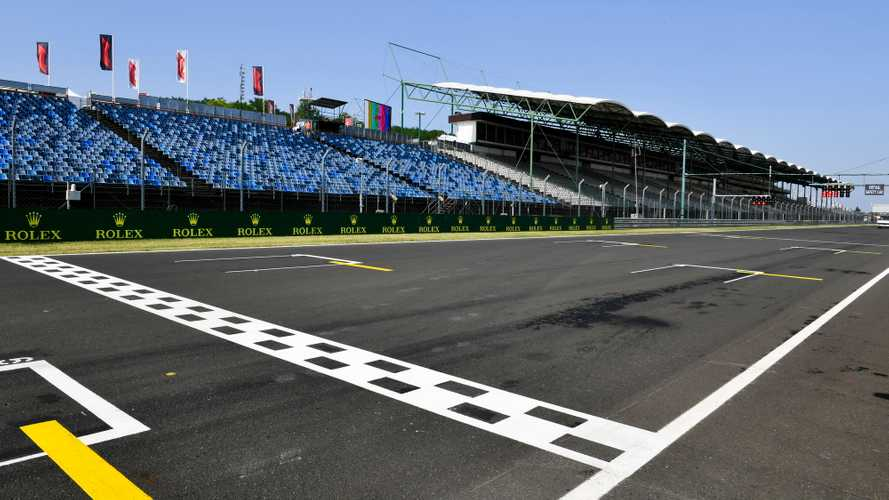 Hungarian GP would only happen behind closed doors