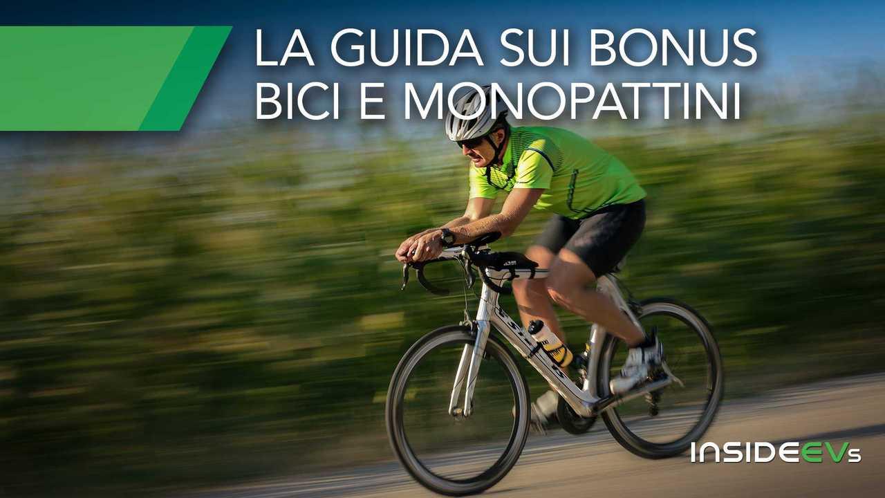 Bonus bici e monopattini guida