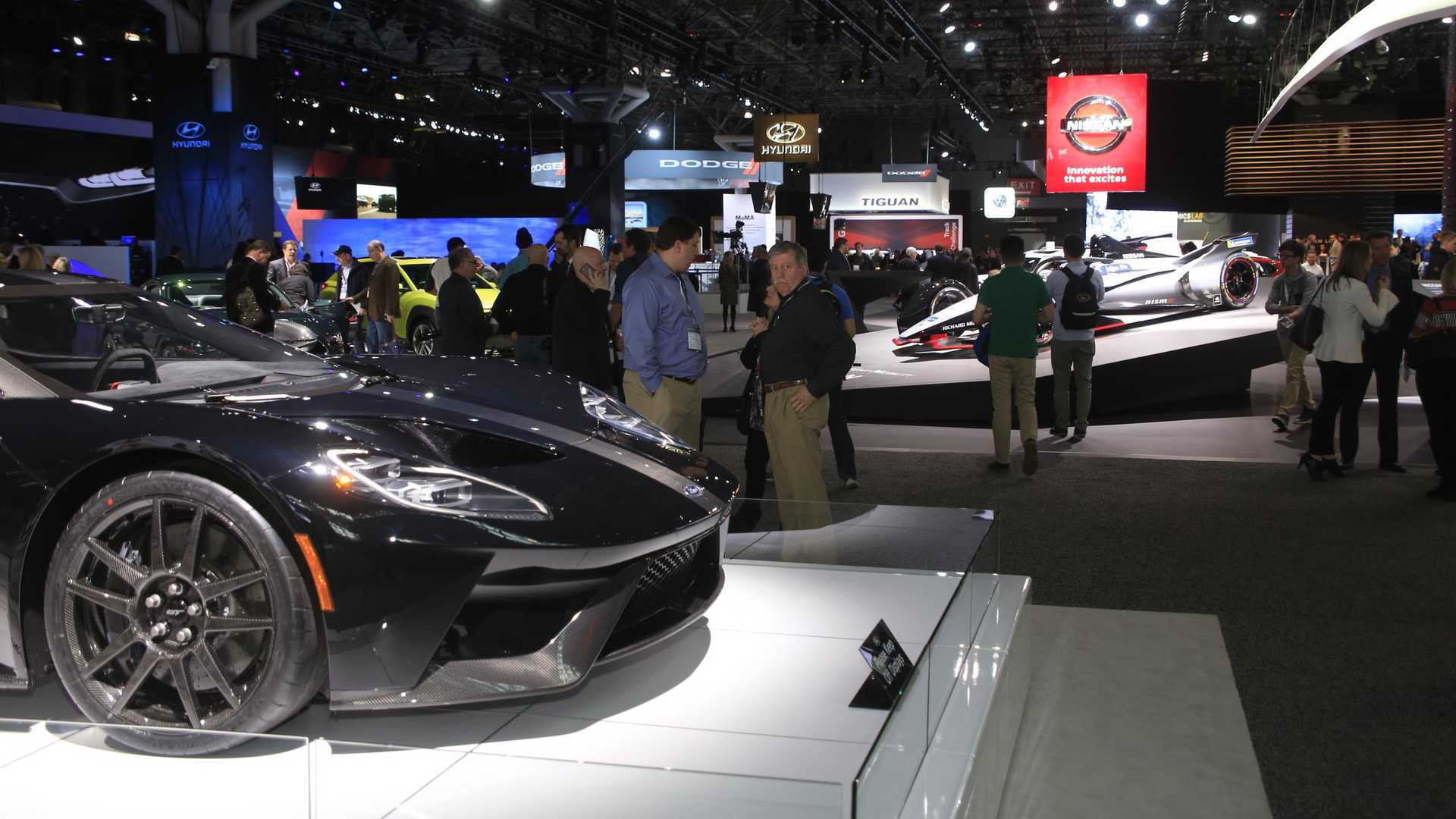 2020 New York Auto Show, Rescheduled For August, Now Canceled