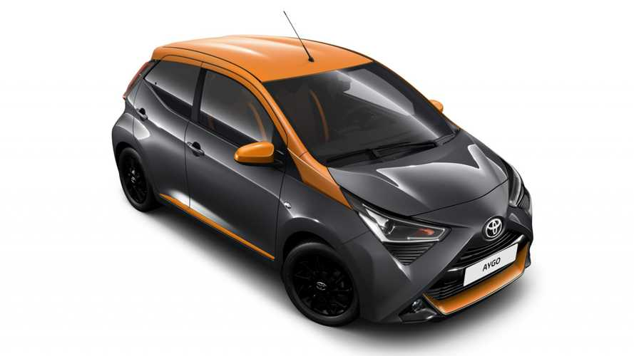 Toyota gets loud with music-focused Aygo JBL Edition