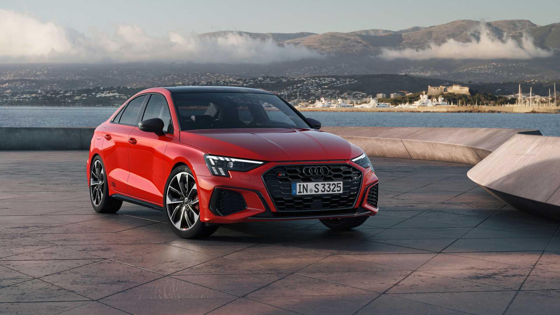 Novo Audi S3 2021 Estreia Nas Versoes Sportback E Sedan Com 310 Cv