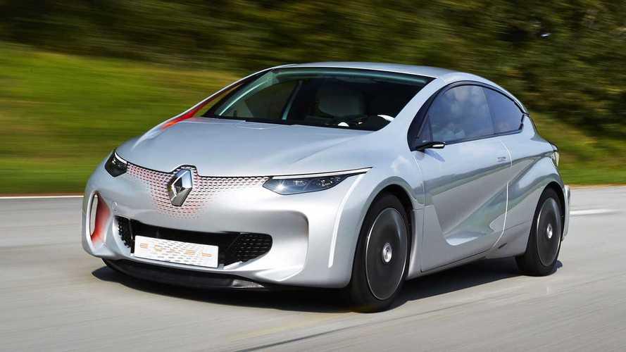Concept oublié - Renault Eolab Concept (2014)
