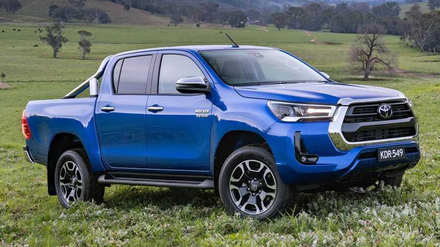 Toyota Hilux reestilizada tem lançamento confirmado para o Brasil ainda em 2020