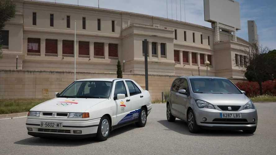 Recordamos el SEAT Toledo eléctrico de 1992