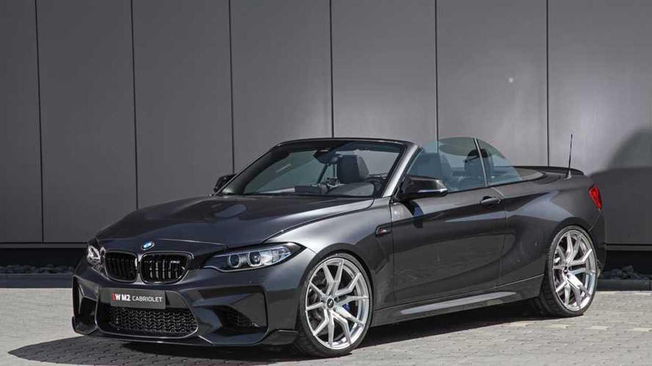 BMW M2 Convertible Lightweight Performance