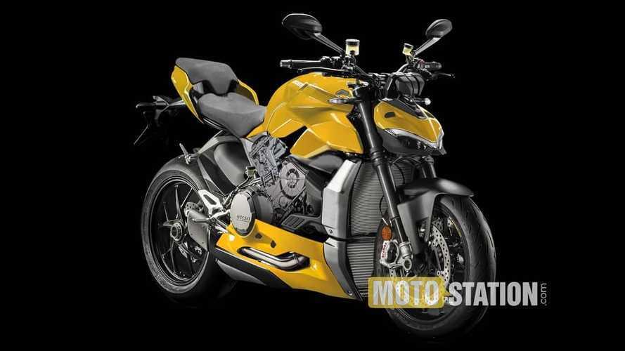 """Ducati Streetfighter V2: suggestione da """"fotomontaggio"""""""