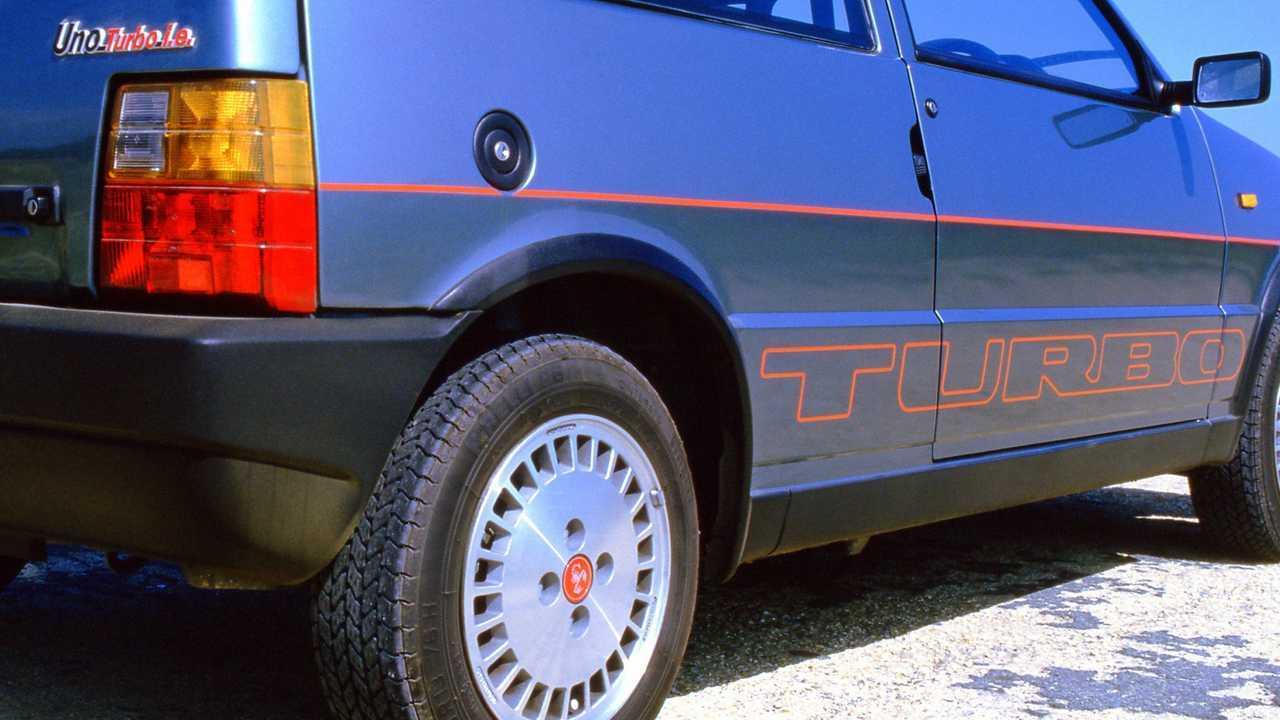 FIAT Uno Turbo i.e. 2