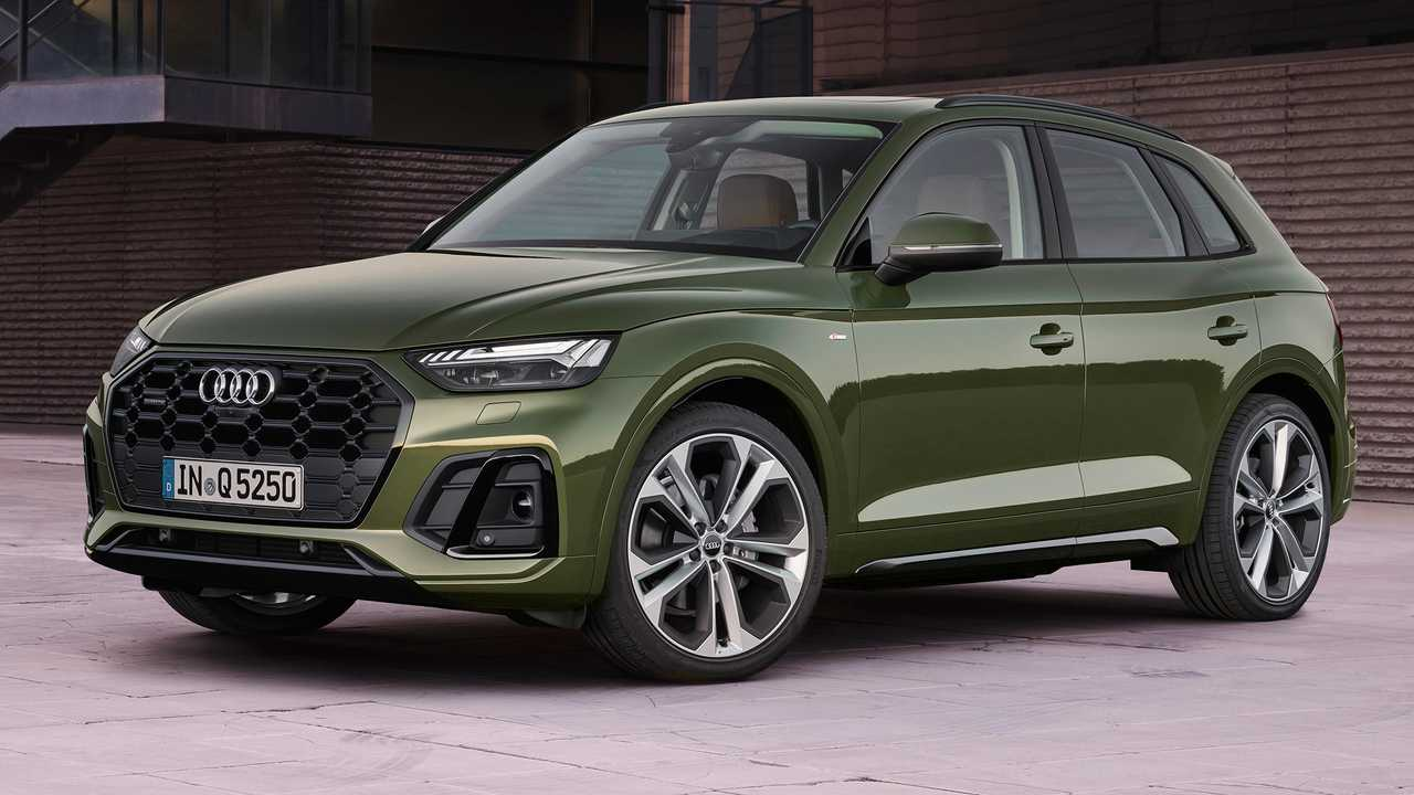 2020 Audi Q5 Suv Specs and Review