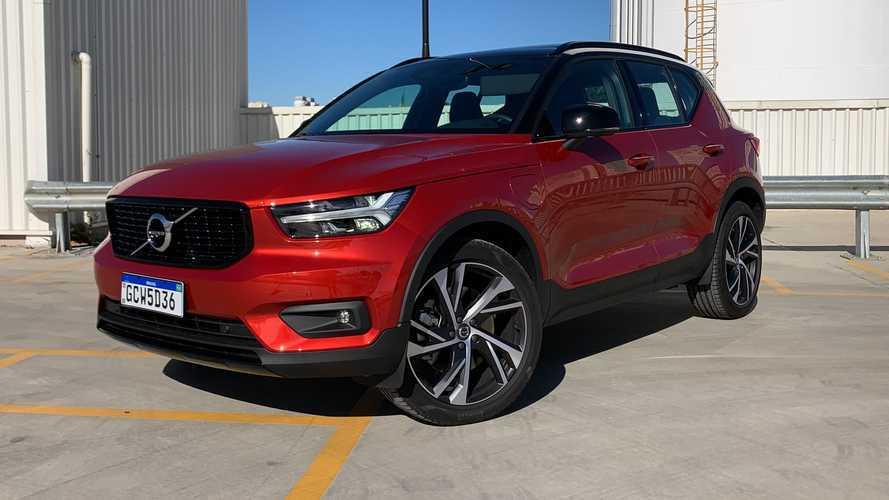 Volvo: recorde de vendas no Brasil com 63% de participação nos híbridos plug-in