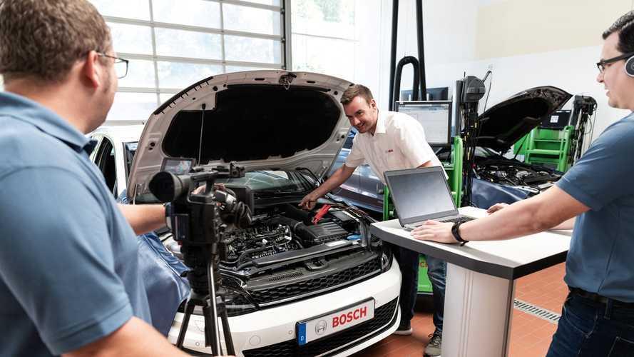 Bosch'tan servislere marifetli arıza tespit cihazı