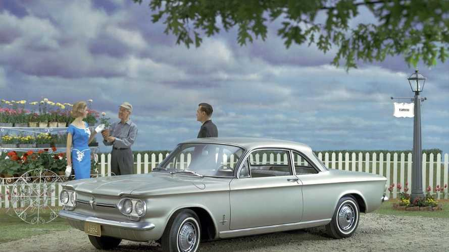 Was Ralph Nader's Chevrolet Corvair really unsafe at any speed?