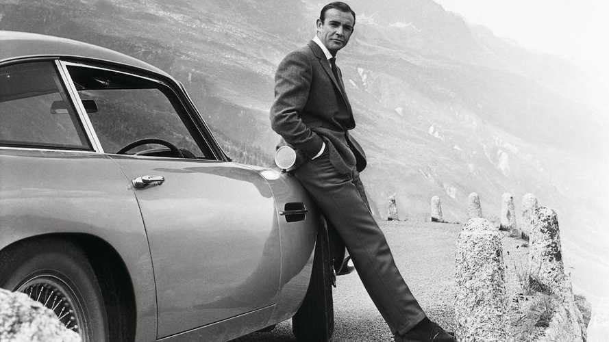 Is the Aston Martin DB5 the most famous car in the world?