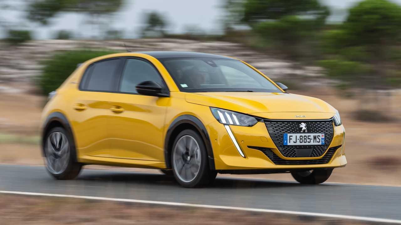 Peugeot 208 BlueHDi 100 und Opel Corsa 1.5 Diesel: 85 g