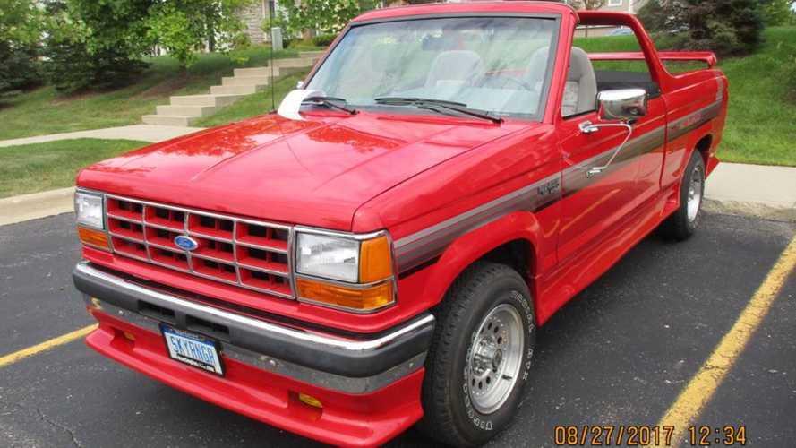 Buy This Rare 1991 Ford SkyRanger Convertible, Forever Rule Radwood