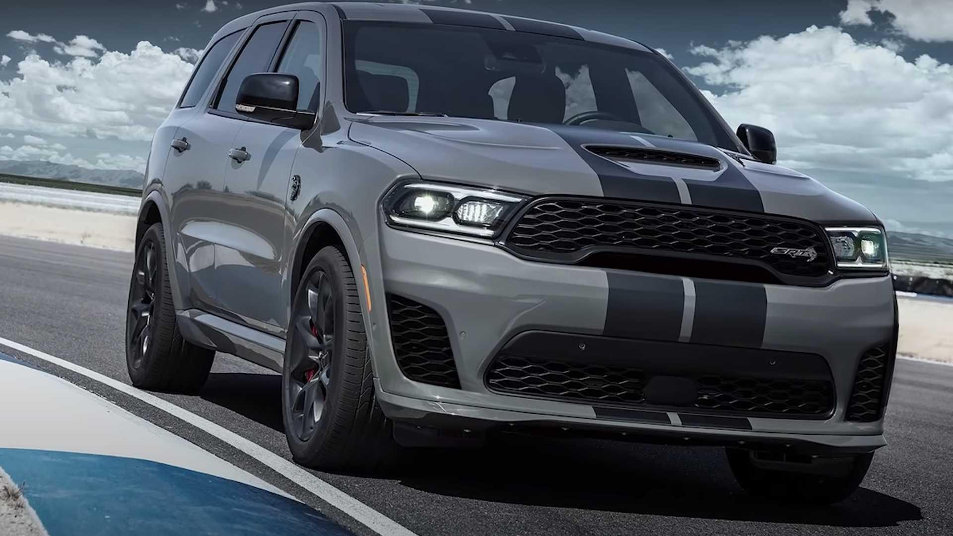 Is This A Better Dodge Durango Srt Hellcat Front End Design
