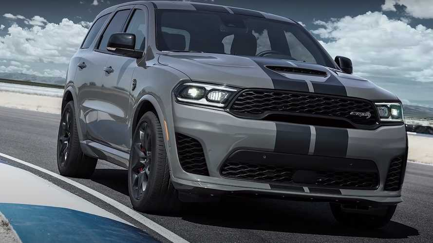 Is This A Better Dodge Durango SRT Hellcat Front End Design?