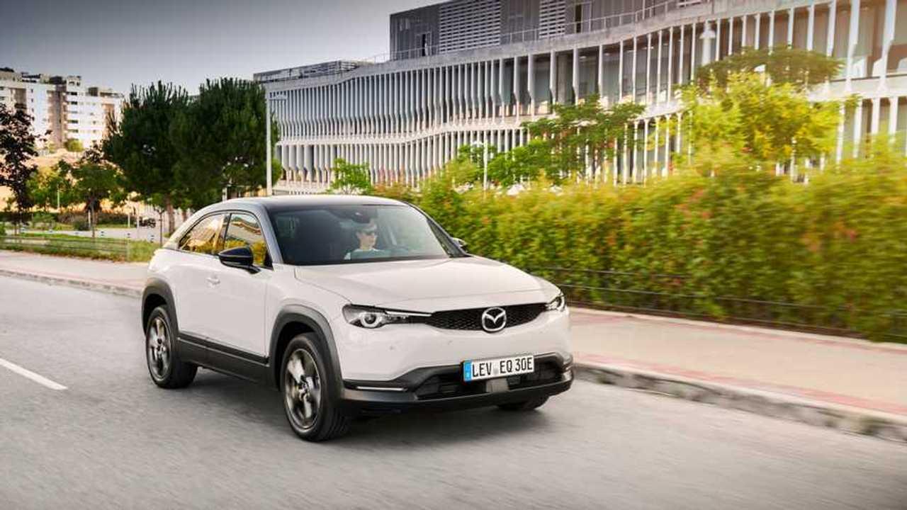 Mazda MX-30 2020 primera prueba