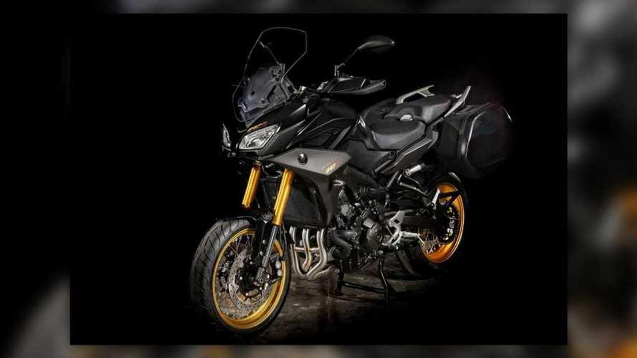 Oscar Tasso Yamaha Tracer 900