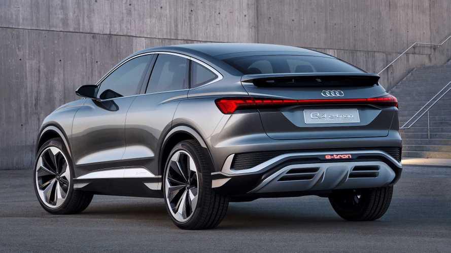 Audi Q4 Spotback e-tron, ecco il SUV elettrico premium e sportivo