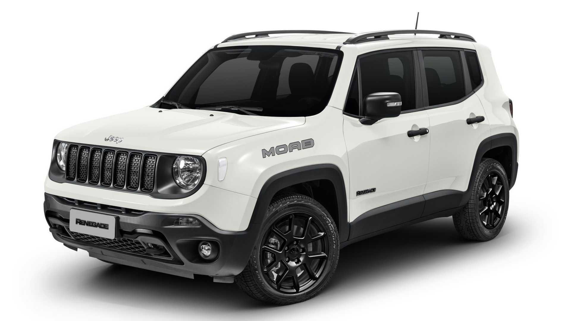 jeep renegade estreia versão diesel mais barata e compass