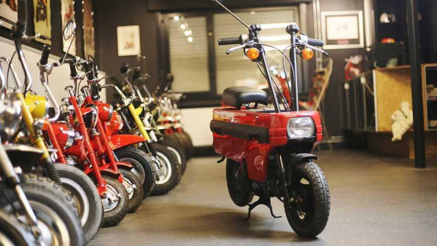 Return Of The Honda Motocompo: New Trademark Gives Us Hope