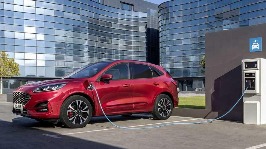 Ford Kuga foi o híbrido mais vendido no 1º semestre na Europa
