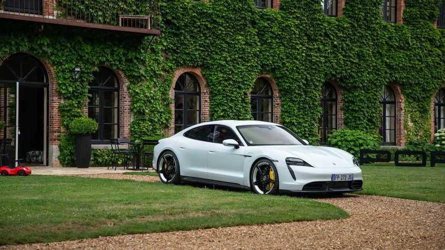 Essai Porsche Taycan Turbo S (2020)