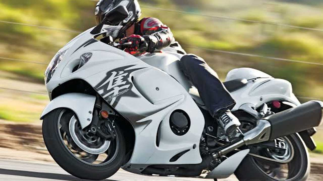 Ask RideApart: Can I Buy A Hayabusa If I'm A Beginner