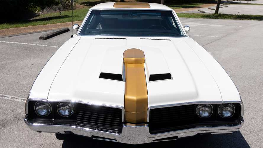 Enter Now! This Is Your Last Day to Enter To Win A 1969 Hurst/Olds And $25K Cash