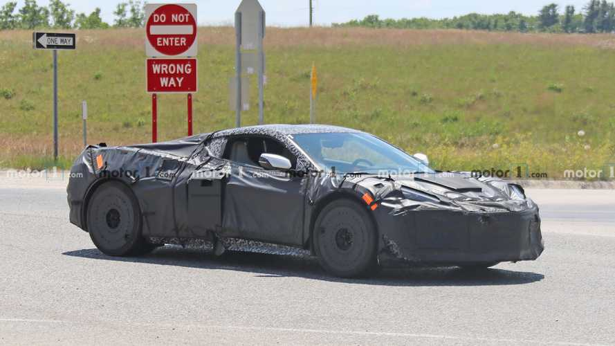 C8 Chevy Corvette Z06 Pre-Production To Begin This Week: Report