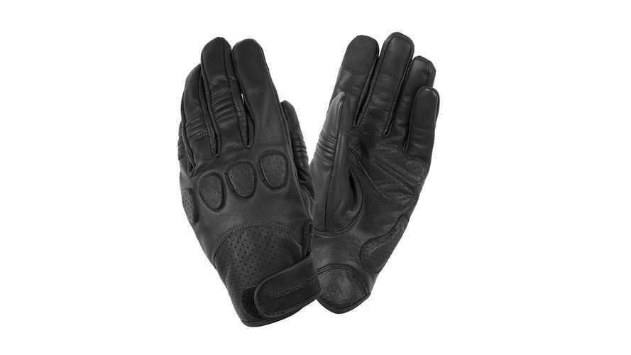 Tucano Urbano: guanti estivi in pelle e tessuto