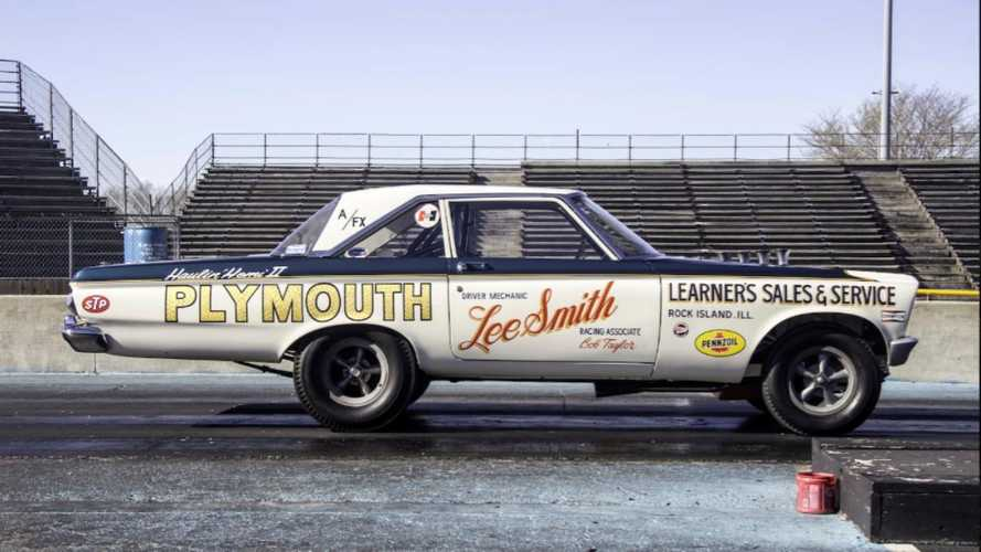 Iconic Plymouth Belvedere drag racer leads Mecum auction
