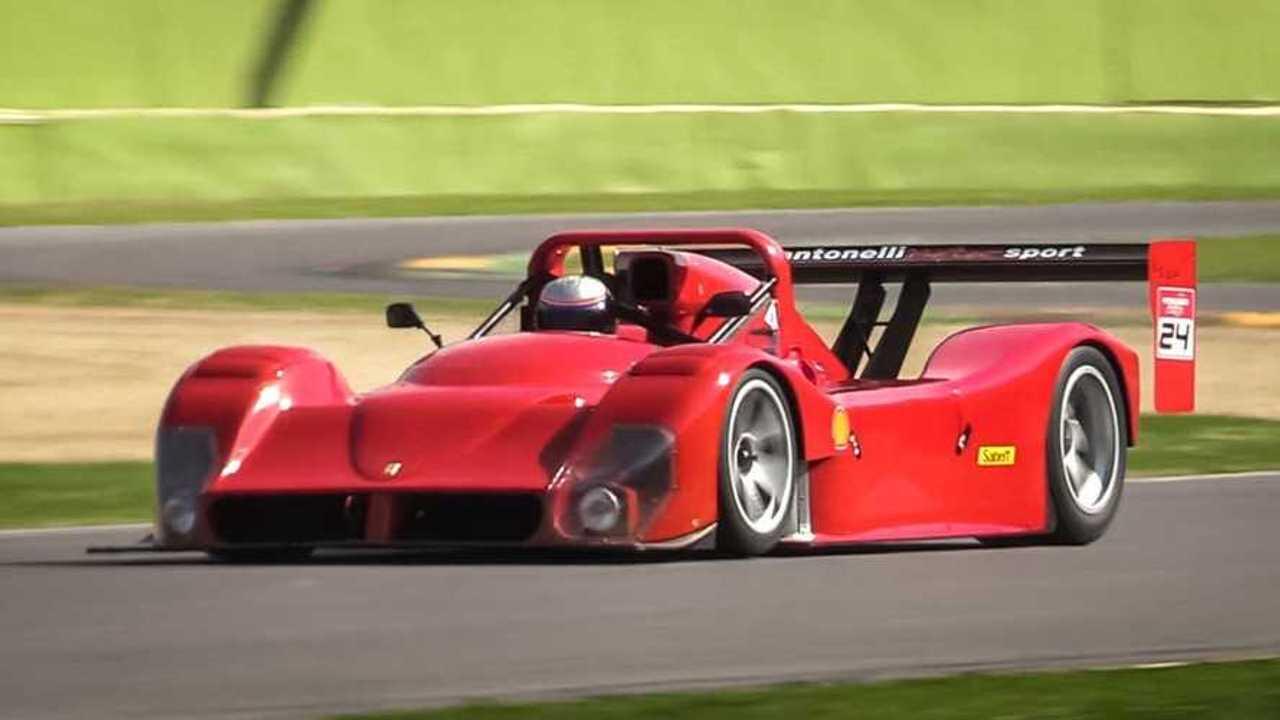 Ferrari 333 SP in Imola