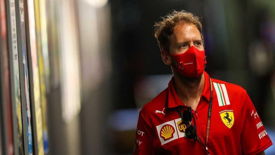 Horner gives 'definite no' to Vettel return to Red Bull