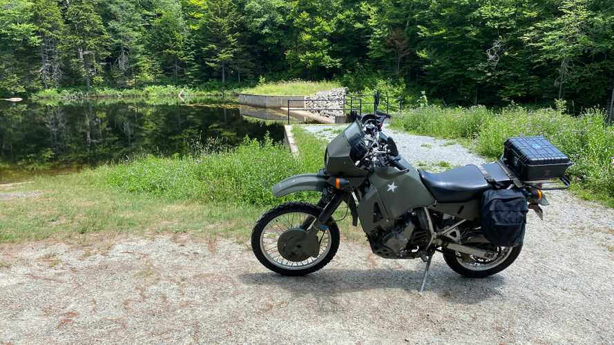 Riding Dirty: Getting Back In The Saddle