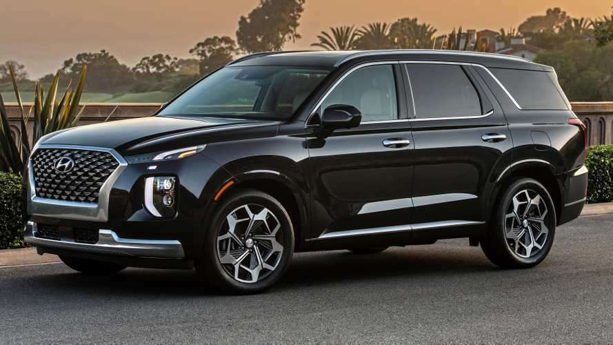 Snazzy Hyundai Palisade Calligraphy Getting Less-Expensive FWD Model