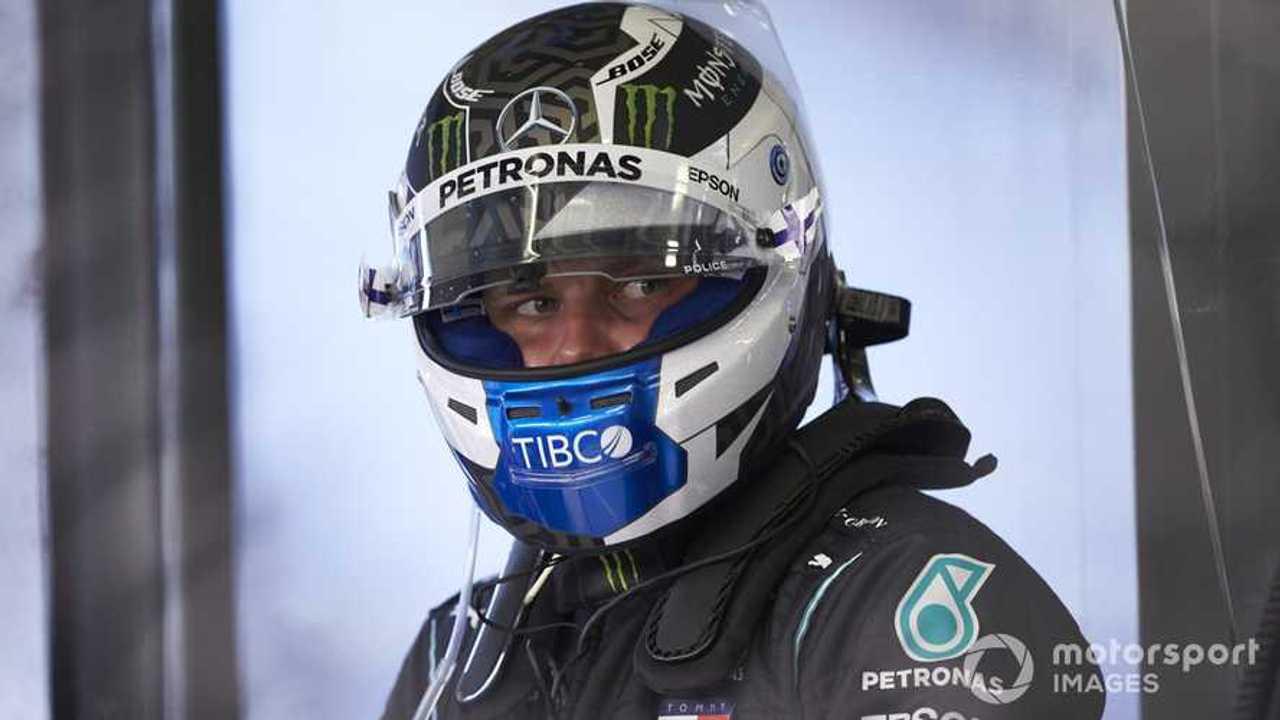 Valtteri Bottas at Styrian GP 2020