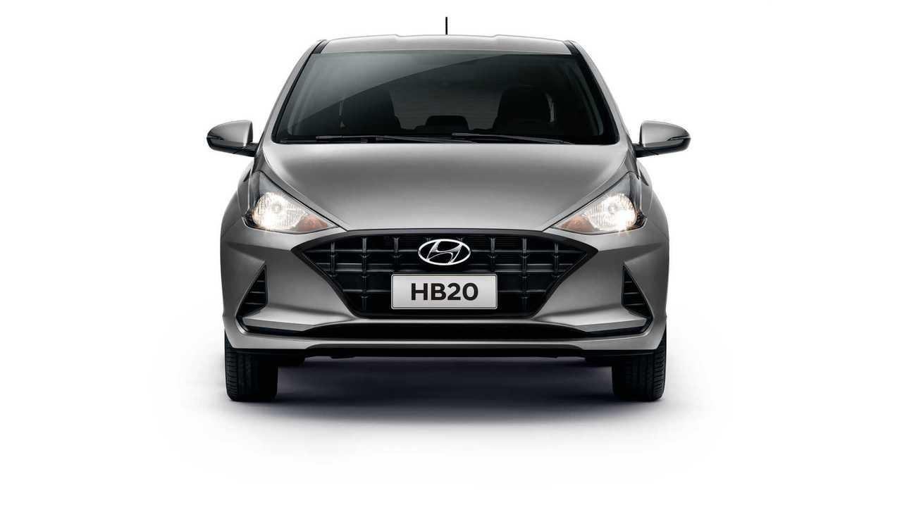 Hyundai HB20 1.6 2021