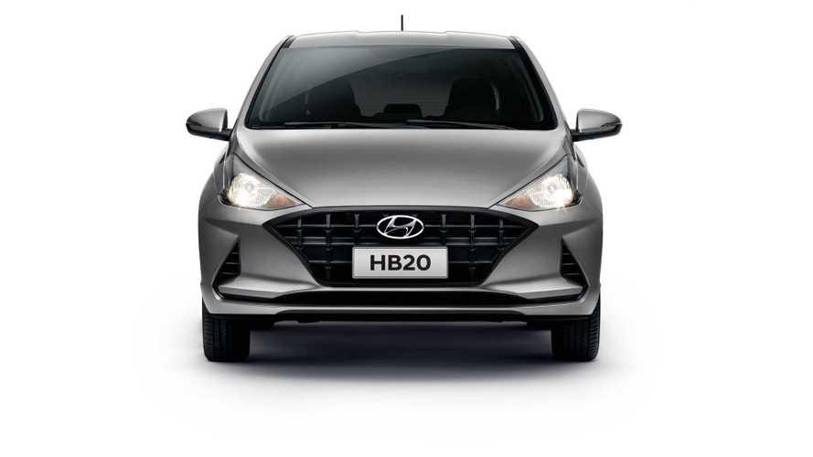 Hyundai HB20 e HB20S 1.6 ganham novidades na linha 2021