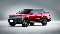 Ford Bronco Sport truck rendering