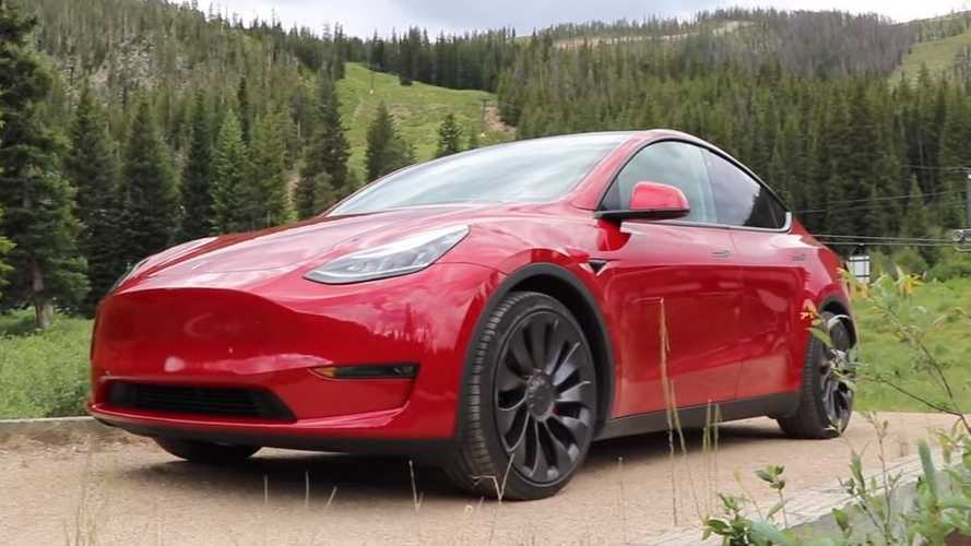 Tesla Model Y Underperforms On Range: Is EPA Estimate Too High?
