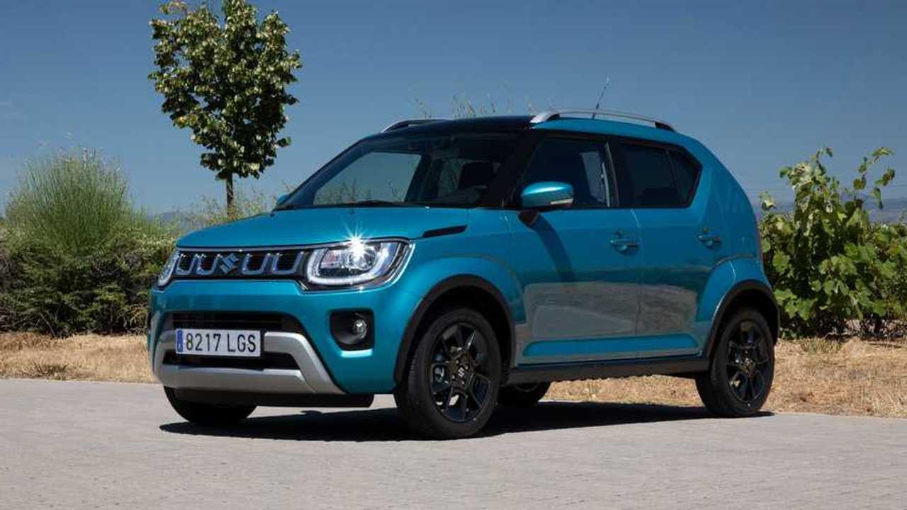 Suzuki Ignis 1.2 MHEV GLX 4WD, prueba