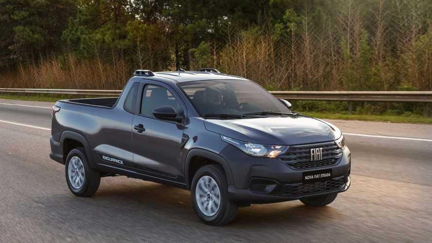 Fiat Strada fica até R$ 2.000 mais cara e agora parte de R$ 65.990