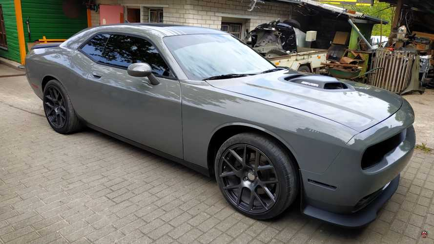 Dodge Challenger Body Repair