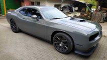 Dodge Challenger Body Repair