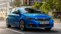 peugeot 308 restyling 2020