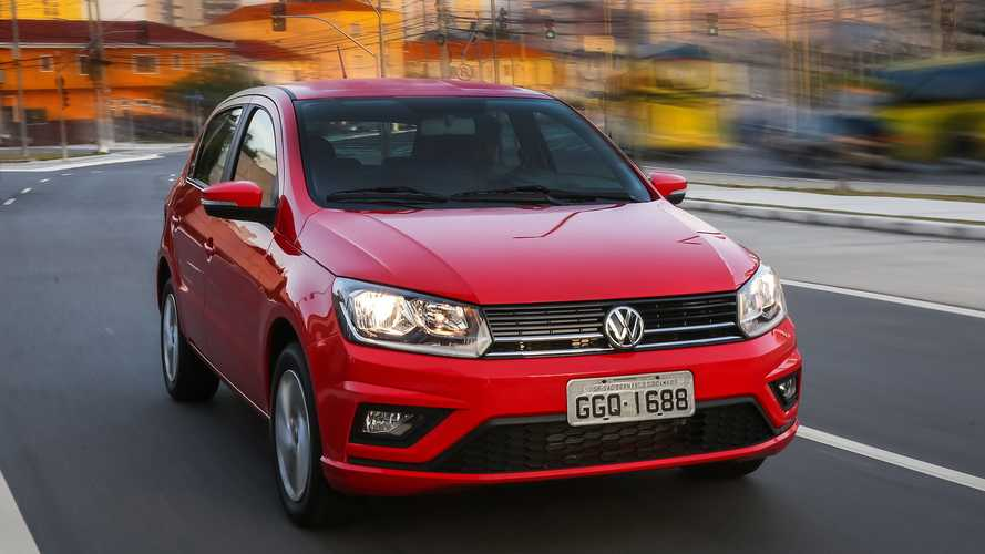 Veterano VW Gol segue forte nas vendas diretas, mas Fiat Strada lidera