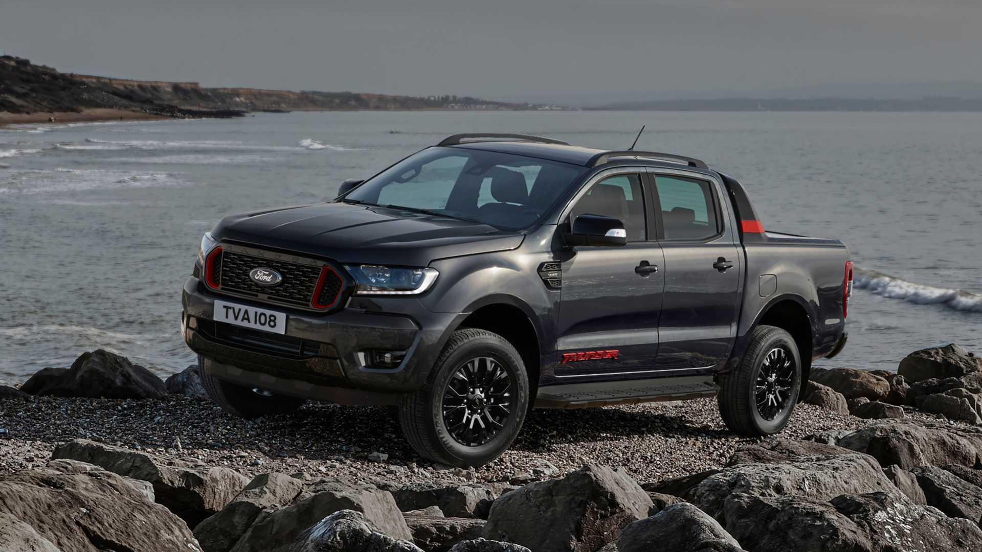 2020 Ford Ranger Redesign