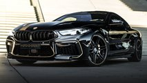 BMW M8 Competition Coupe by Manhart